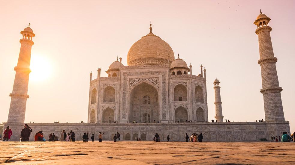 Dovolená v Indii