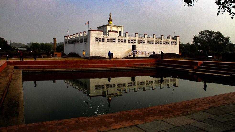 Lumbini, rodiště Buddhy