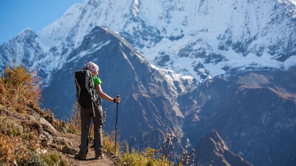 Luxusní trekování u Everestu