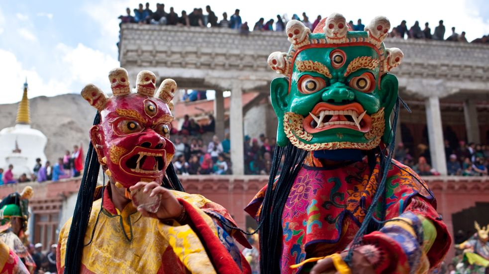 Populární svátky v Nepálu