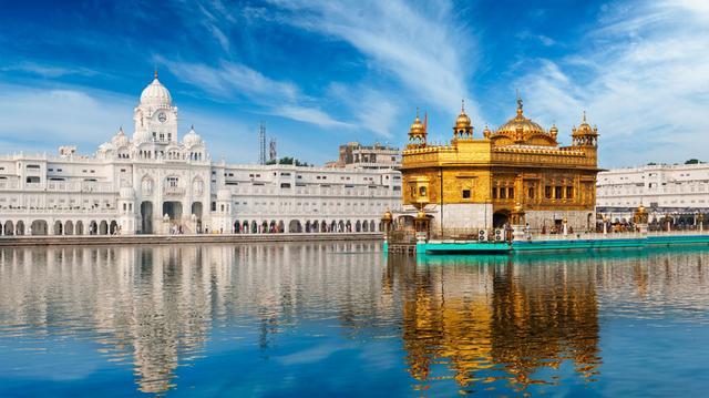 Amritsar a zlatý chrám