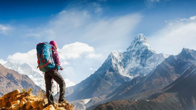 Dovolená v Nepálu