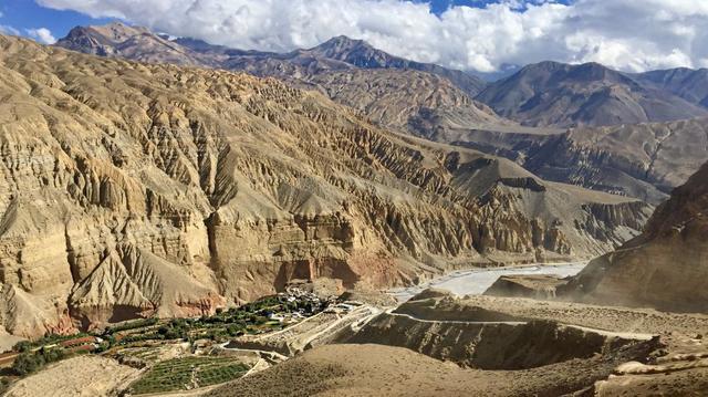 Trek do Tibetského Mustangu