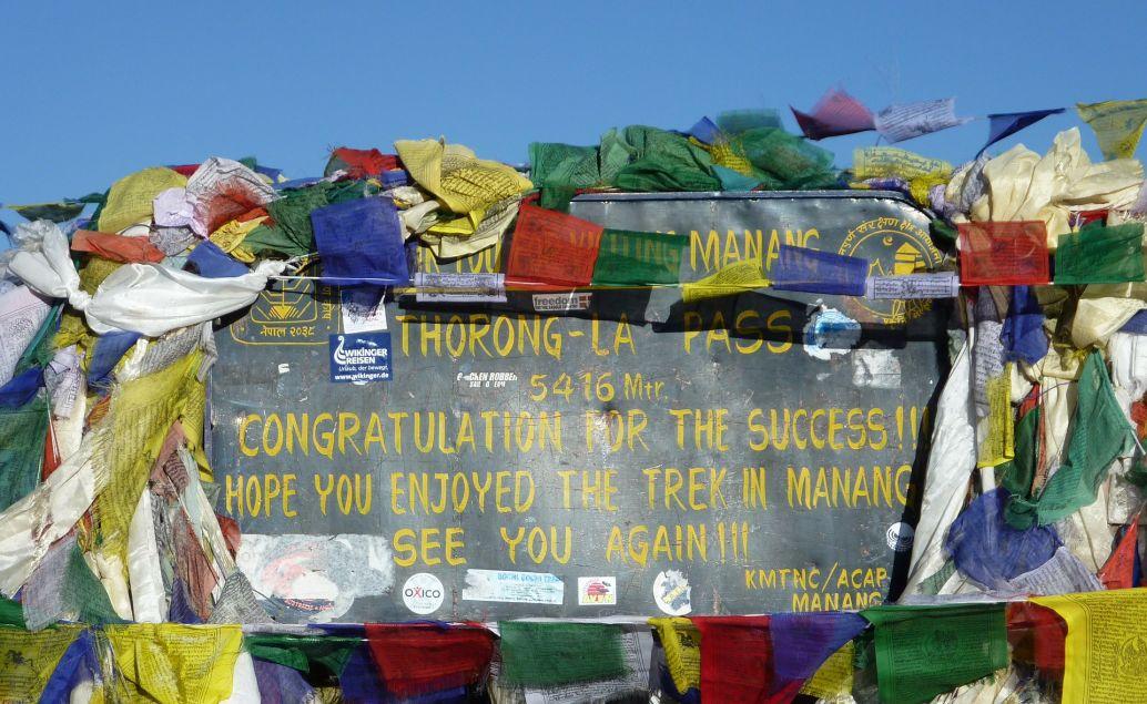 Annapurna okruh, nejkrásnější trek v Nepálu