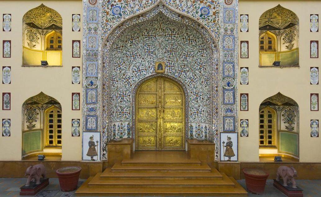 Ubytování v Umaid Mahal