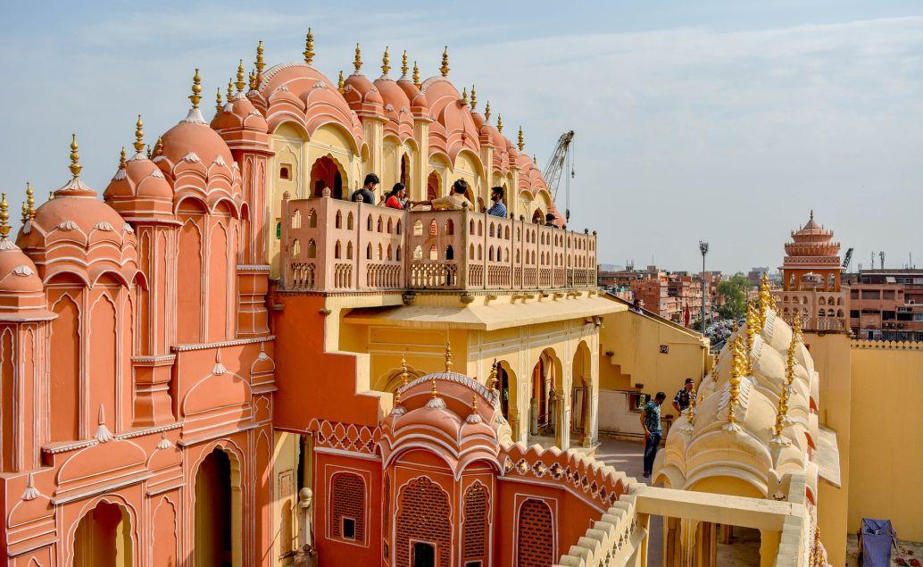 Jaipur Jawa Mahal
