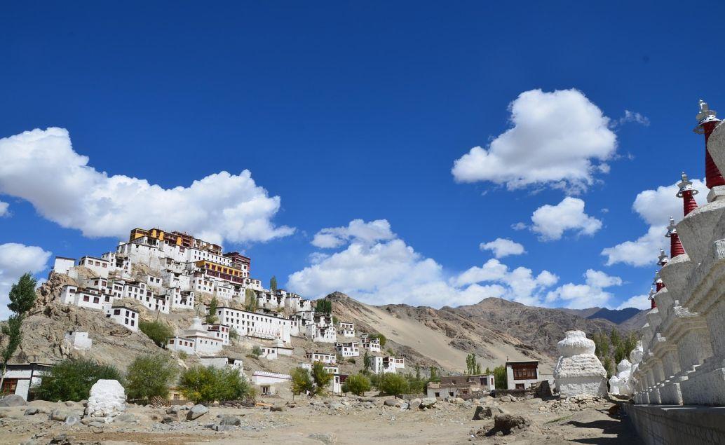 majestátní Ladak
