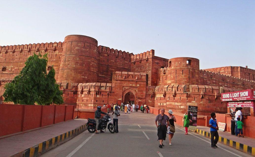Pevnost Agra