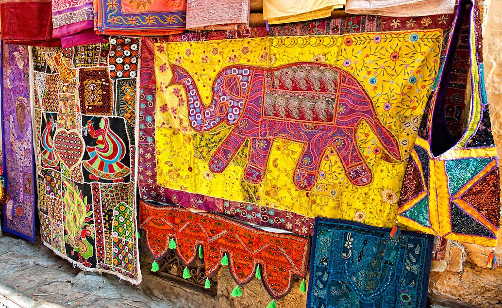 Tradiční indické výrobky