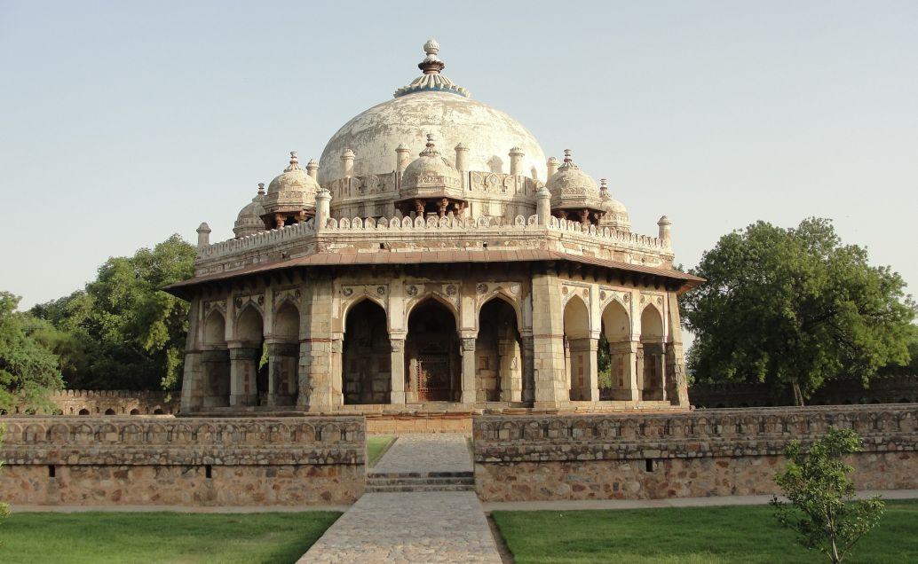 Humajúnova hrobka v Dillí