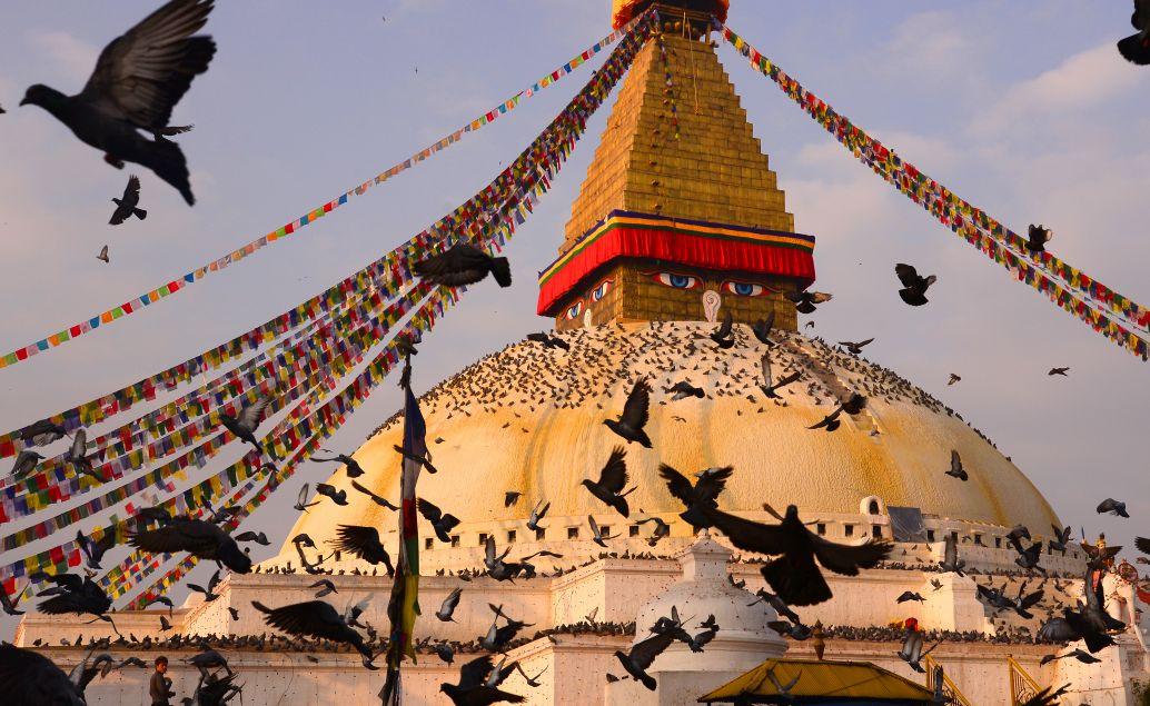 Swayambhunath chrám