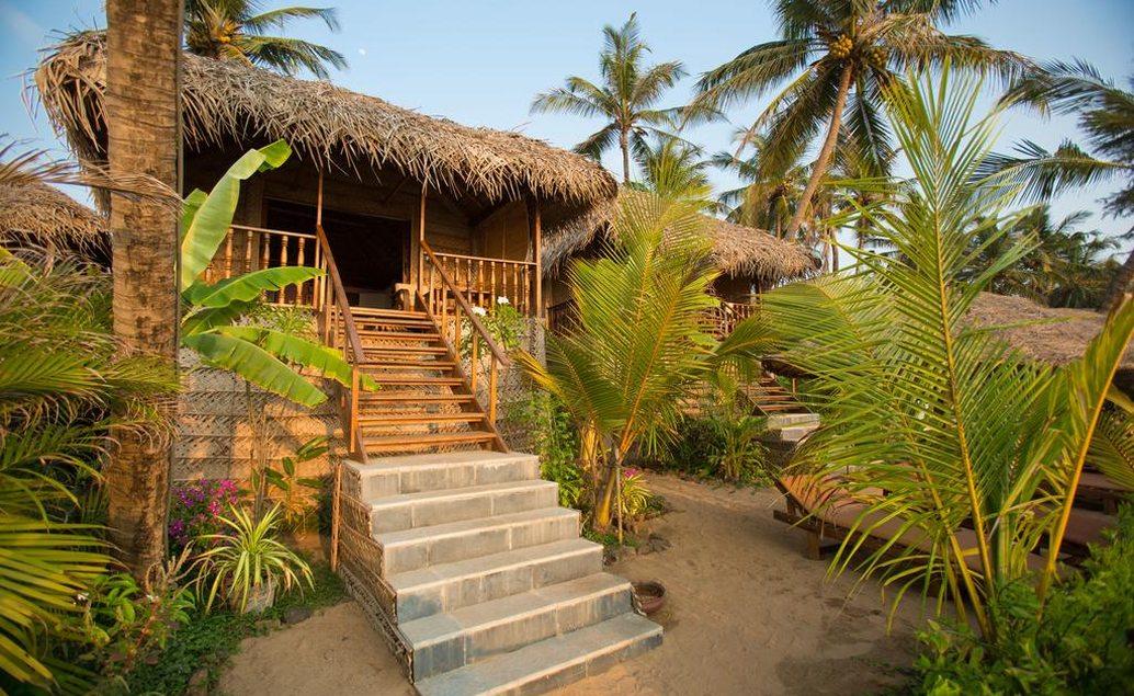 Ubytování v Goa
