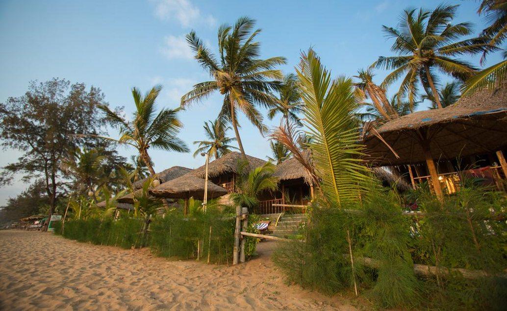 Pláž Agonda