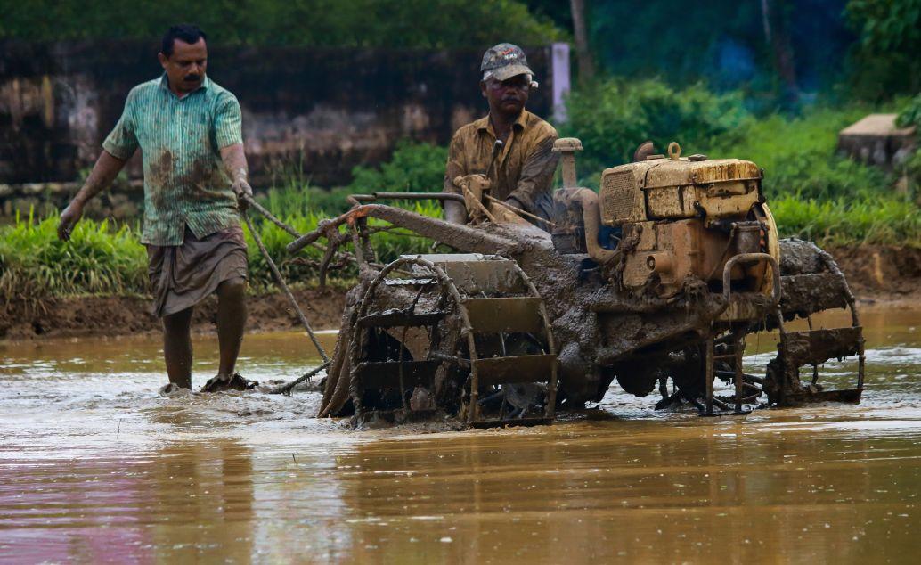 Život v Kerala