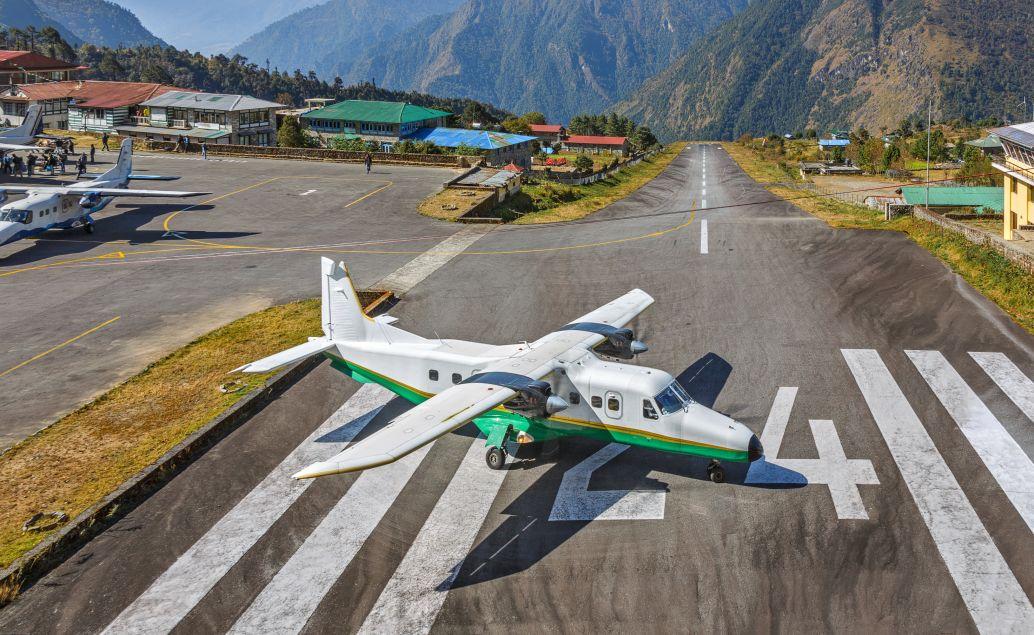 Letiště v Lukle