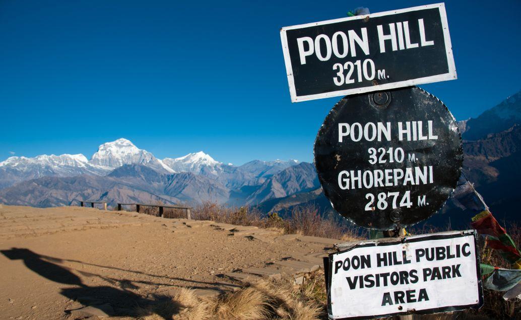 Vyhlídka Poon Hill