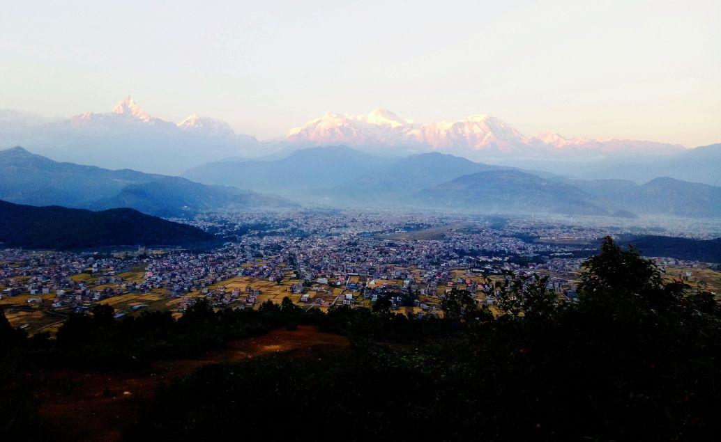 Město Pokhara