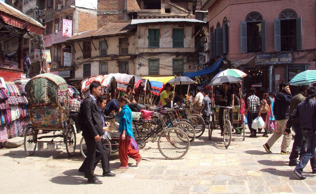 Ulice hlavního města
