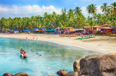 To nejlepší z Indie, relax na pláži Agonda s průvodcem